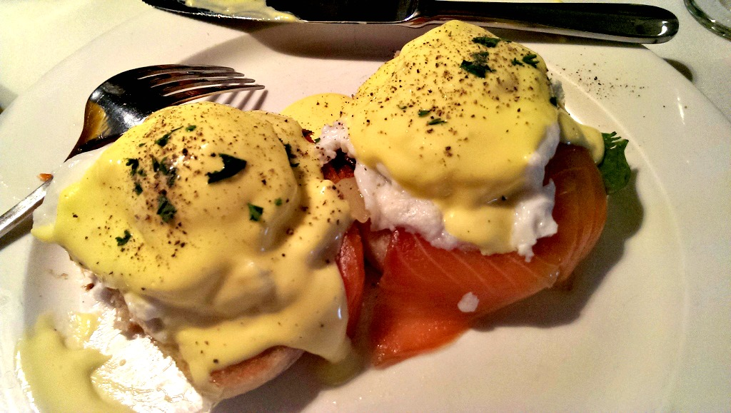 Holy Eggs Benedict!