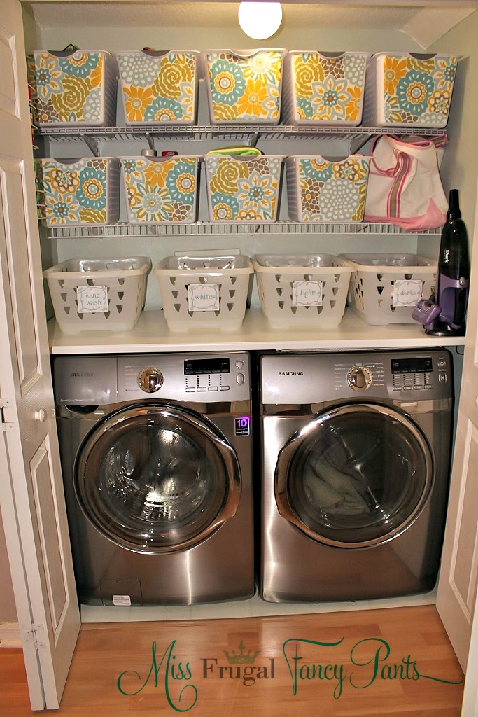 Who Doesn T Need A Laundry Room Makeover Miss Frugal