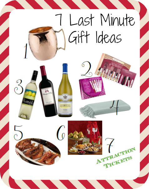 7 Frugal & Fancy Last Minute Gift Ideas