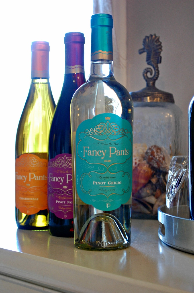 Fancy Pants Wine | missfrugalfancypants.com