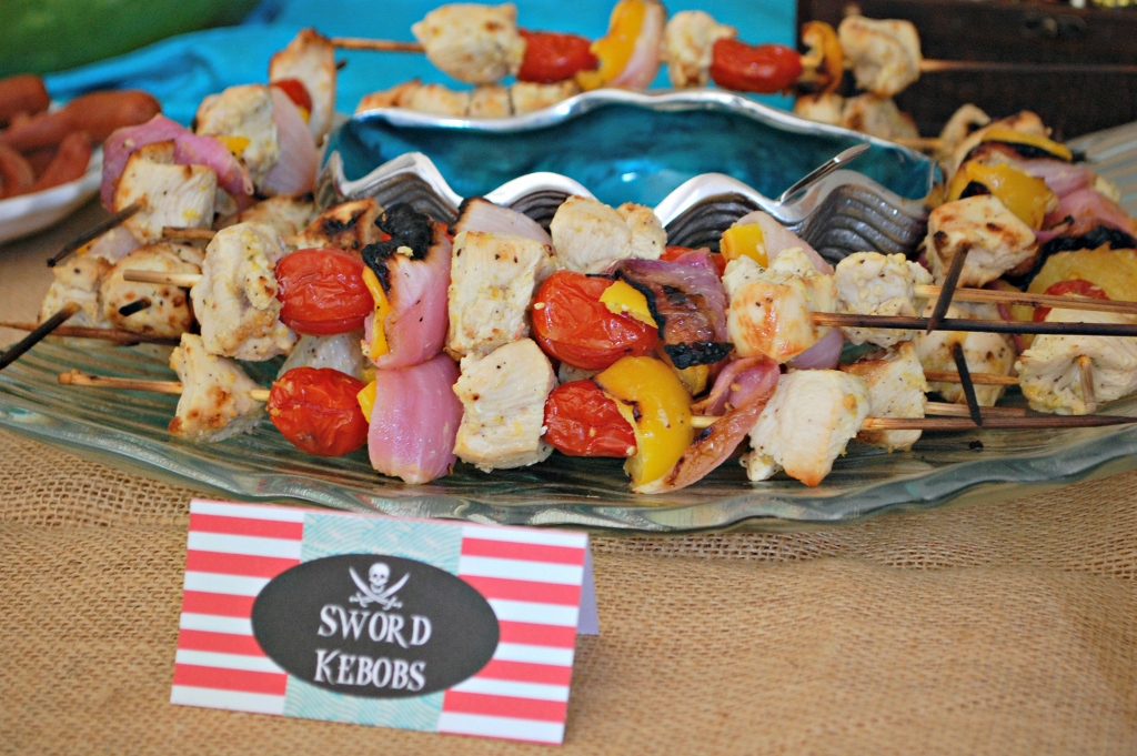Pirate Party Food   missfrugalfancypants.com