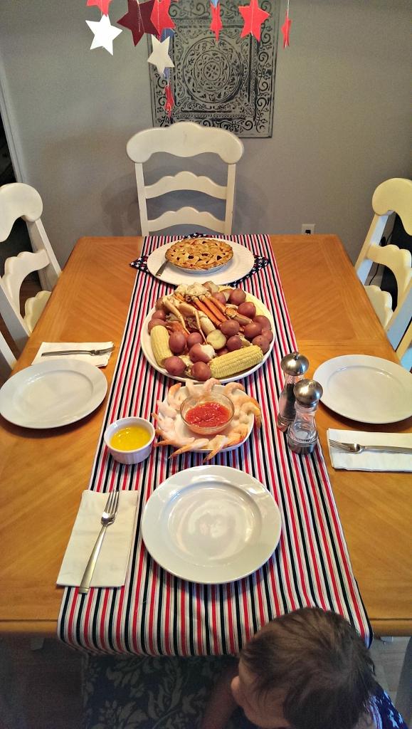 4th of July Crab Boil   missfrugalfancypants.com
