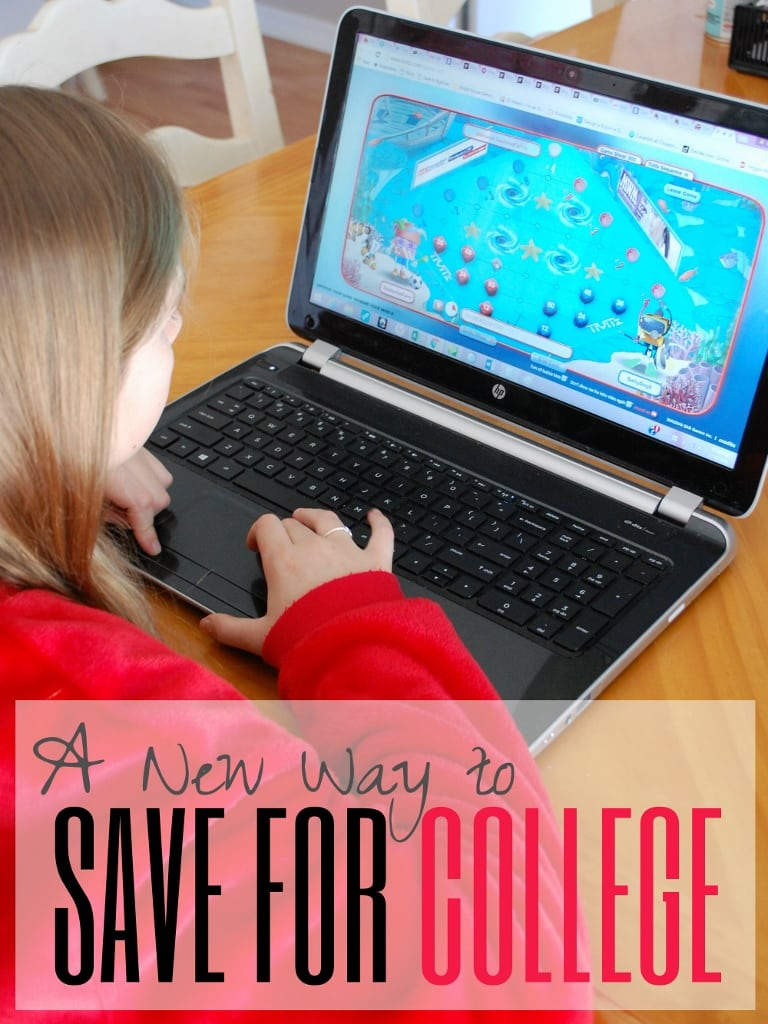 TiVitz College Savings Game-a-thon: A New Way to Save for College with Online Gaming | missfrugalfancypants.com