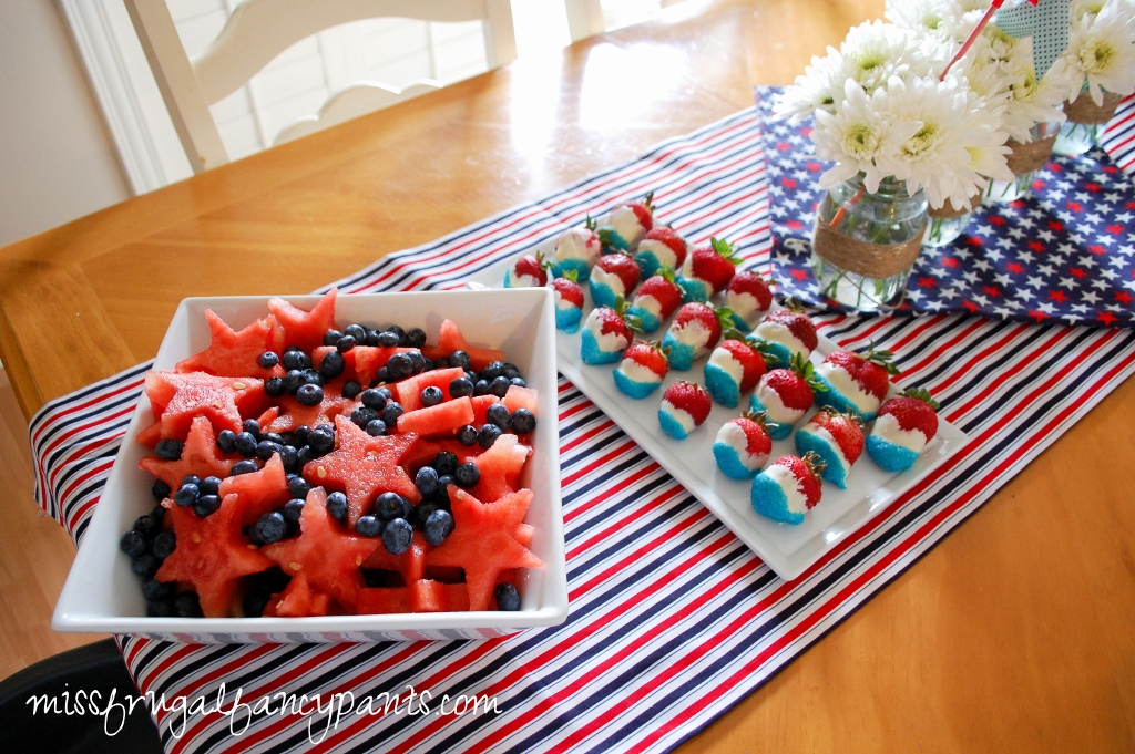 4th of July Party Ideas | missfrugalfancypants.com