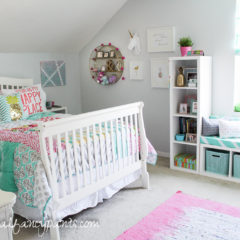 Tween Bedroom Makeover