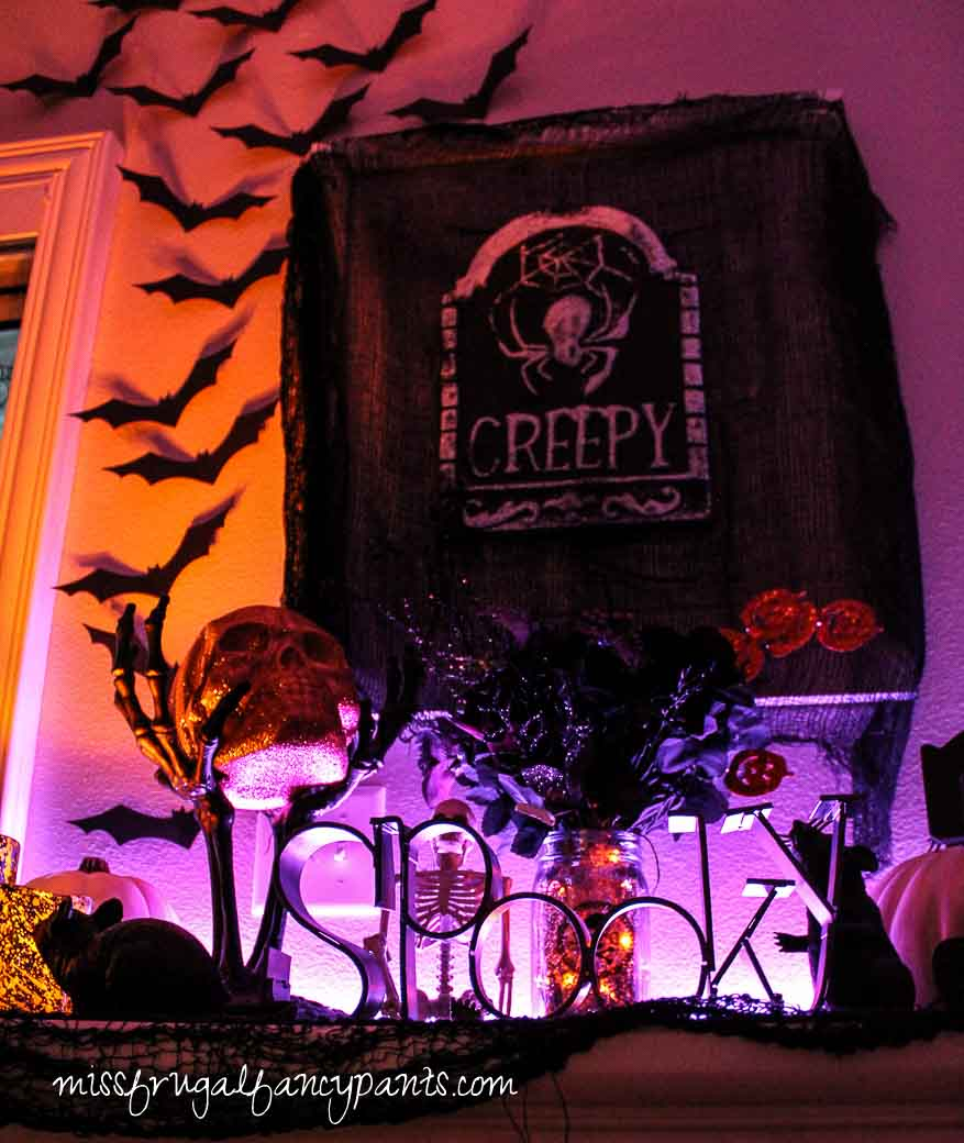 Halloween Decor & Lighting