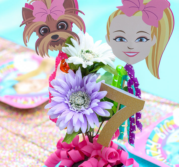 JoJo Siwa Birthday Party