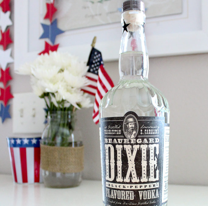 4th of July with Dixie Southern Vodka
