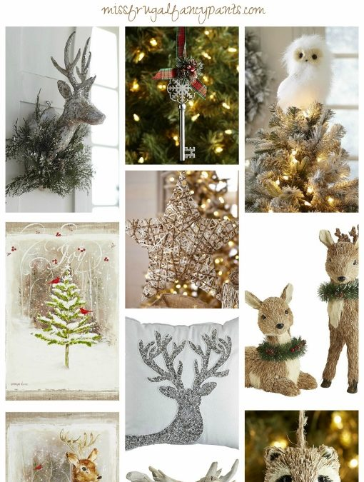Top Christmas Decor Picks from Pier 1 Imports 2015