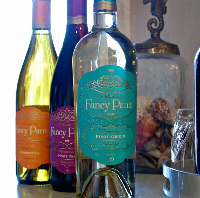 Fancy Pants Wine – A Celebratory Libation for a Newbie Blogger
